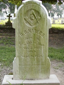 Benjamin Duke Nabers