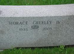 Horace Greeley, IV