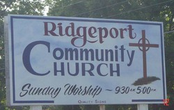 Ridgeport Community Church Cemetery