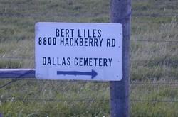 Dallas Cemetery