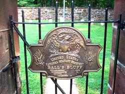 Balls Bluff National Cemetery