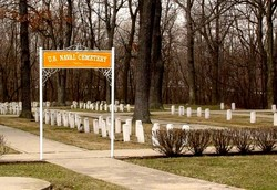 U. S. Naval Cemetery Great Lakes