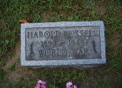Harold William Russell
