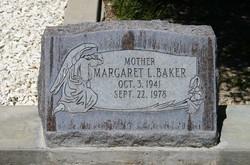Margaret Lucille <i>Henriod</i> Baker