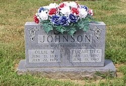 Ollie Marion Johnson