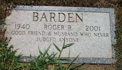 Roger R. Barden