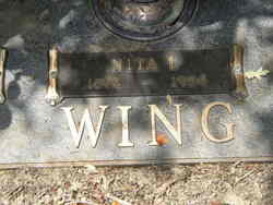 Nita Irene <i>Love</i> Wing
