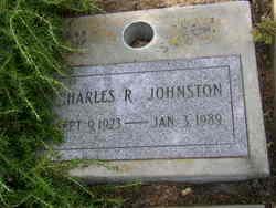 Charles Richard Johnston