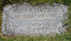 Melvin Ray Armstrong