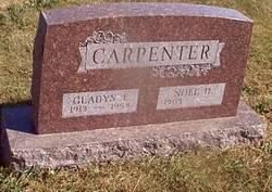Gladys Elizabeth <i>Drennen</i> Carpenter