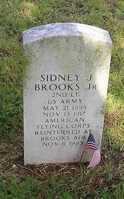 Sidney Johnston Brooks, Jr