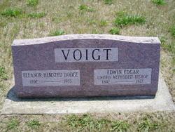 Harriet Eleanor <i>Hemsted Dodge</i> Voigt