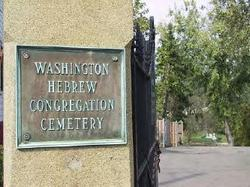 Washington Hebrew Congregation Cemetery