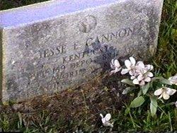 Jesse Estel Cannon