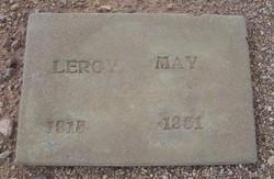 Leroy May