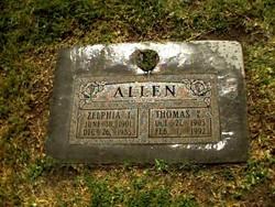 Thomas Edgar Tom Ed Allen