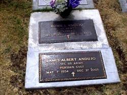 James Albert Andujo