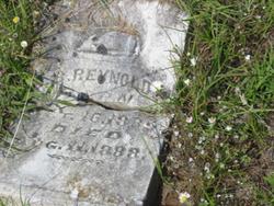 Albert Benton A.B. Reynolds