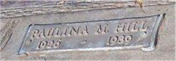 Paulina M. <i>Hill</i> Andrews
