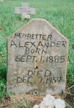 Henretter Alexander