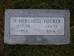 H Hershell Tucker