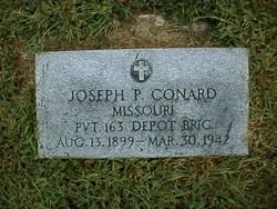 Joseph P Conard