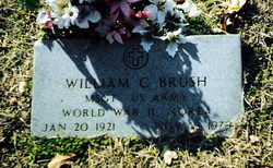 William Curtis Bill Brush