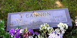 Vernon Westerfield Cannon