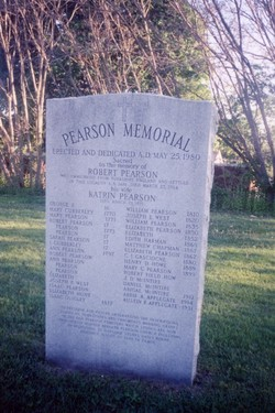 Old Pearson Cemetery