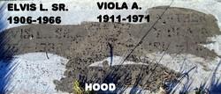 Viola Almedia <i>Warhurst</i> Hood