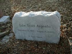 Edie <i>Scott</i> Argento