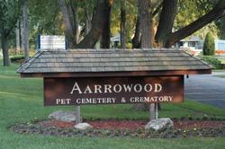 Aarrowood Pet Cemetery