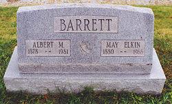 Albert Marshall Barrett