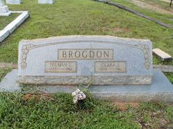Clara J. Brogdon