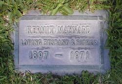 Kermit Maynard