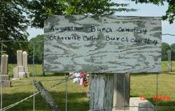 Augustine Burch Cemetery