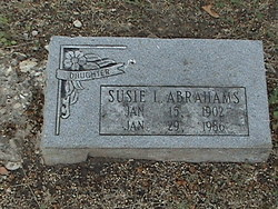 Susie L Abrahams