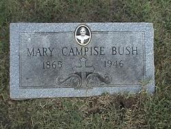 Mary <i>Corrella Campise</i> Bush