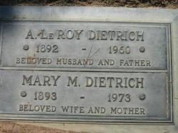 A LeRoy Dietrich