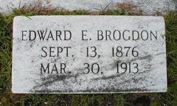 Edward E. Brogdon