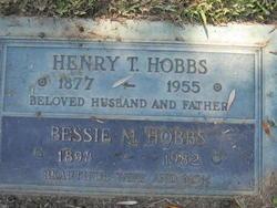 Henry T Hobbs
