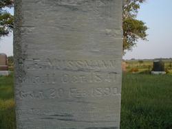 F. Mussman