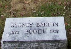 Sydney Barton Booth