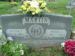 Myrtle Aileen <i>Edwards</i> Martin