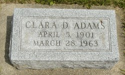 Clara D. Adams