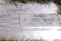 Vivian Inez <i>Ellis</i> Mayo