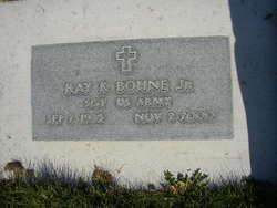 Sgt Ray Kenneth Bohne, Jr