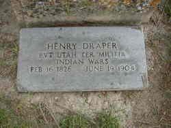 Henry Hagarty Draper