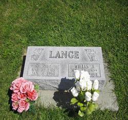 Ruby Florence <i>McIntosh</i> Lange
