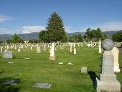 Mount Pleasant City Cemetery